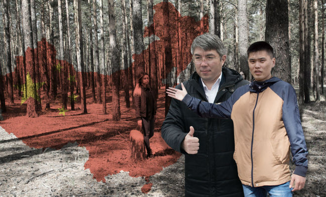 Жизнь русской деревни после …