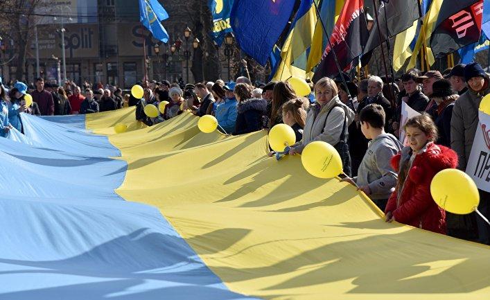 «Украинцы ждут чуда». Wiener Zeitung,Австрия