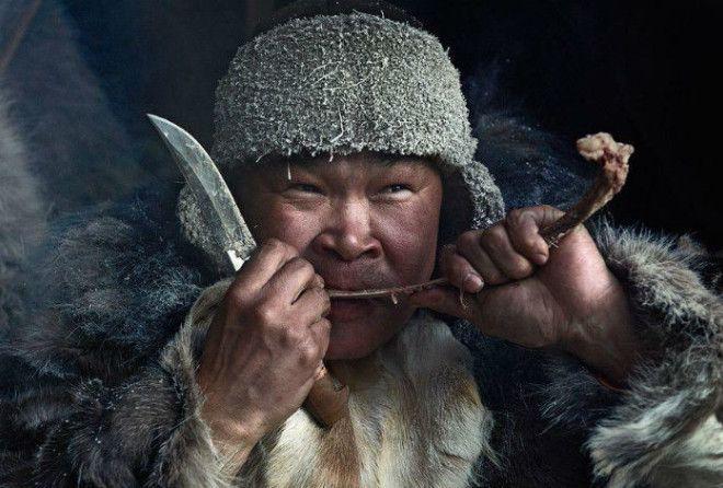 Небольшой, но очень суровый северный народ