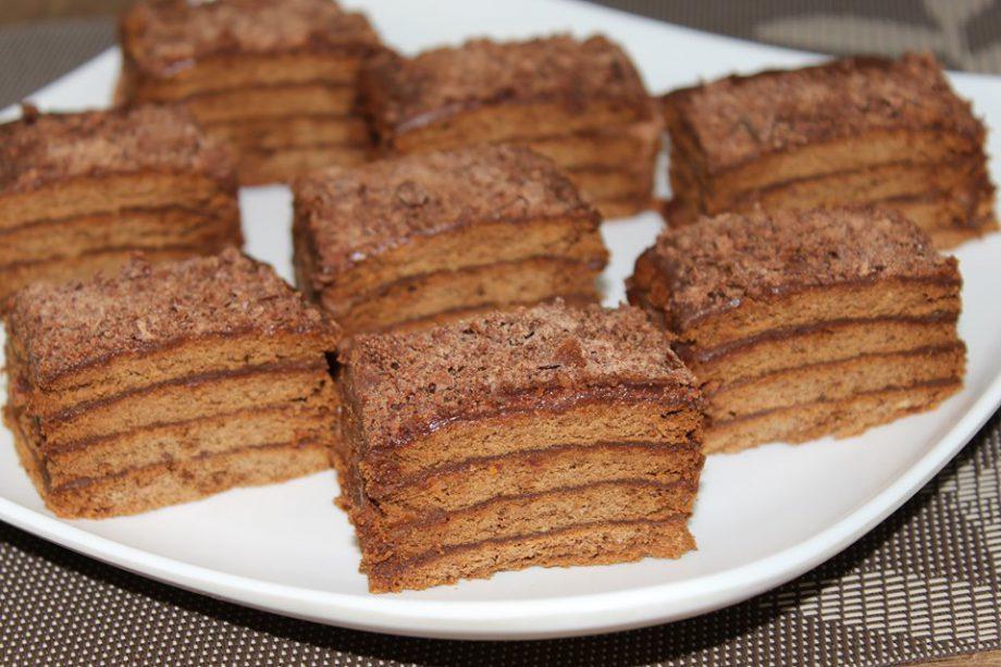 Без духовки и раскатывания коржей. Вкуснейший торт без заморочек