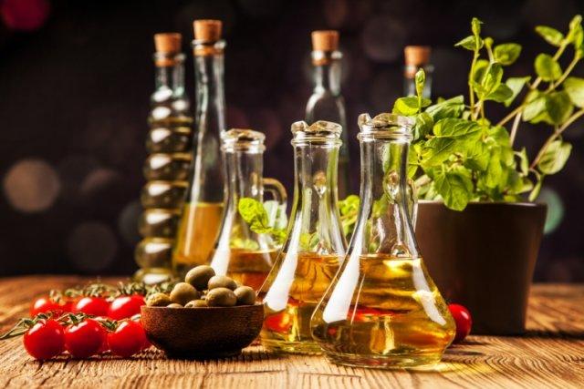 Растительные масла для снижения холестерина