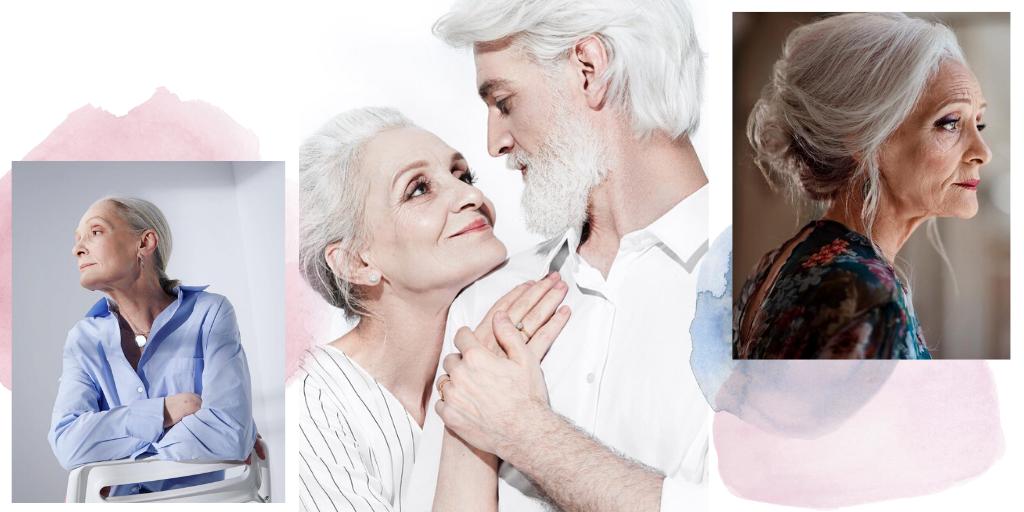 Повернуть время вспять: какие женщины медленнее стареют и выглядят счастливее