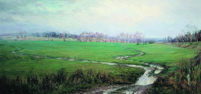 художник Мария Вишняк картины - 14