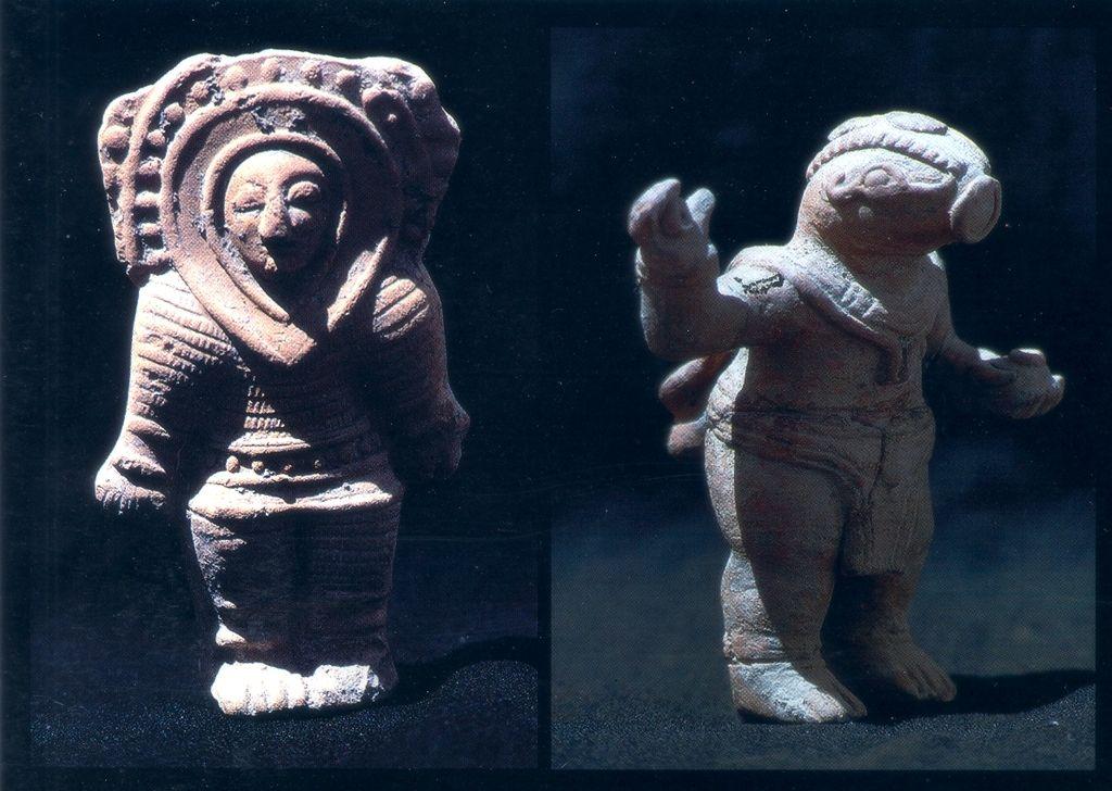 Очень странные артефакты из прошлого. Мы - явно не первое человечество на Земле?