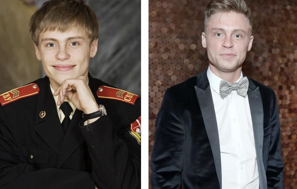 Как выглядят звезды «Кадетства» 15 лет спустя celebrities,актер,звезда,наши звезды,фильм,фото,шоубиz,шоубиз