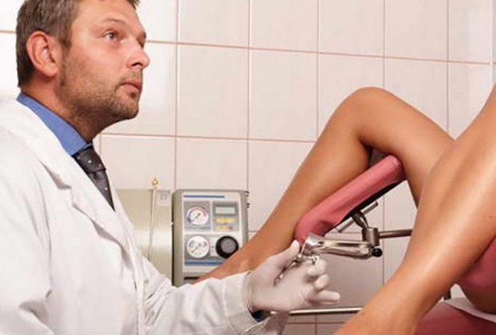Фото голые кабинеты гинекологии #6