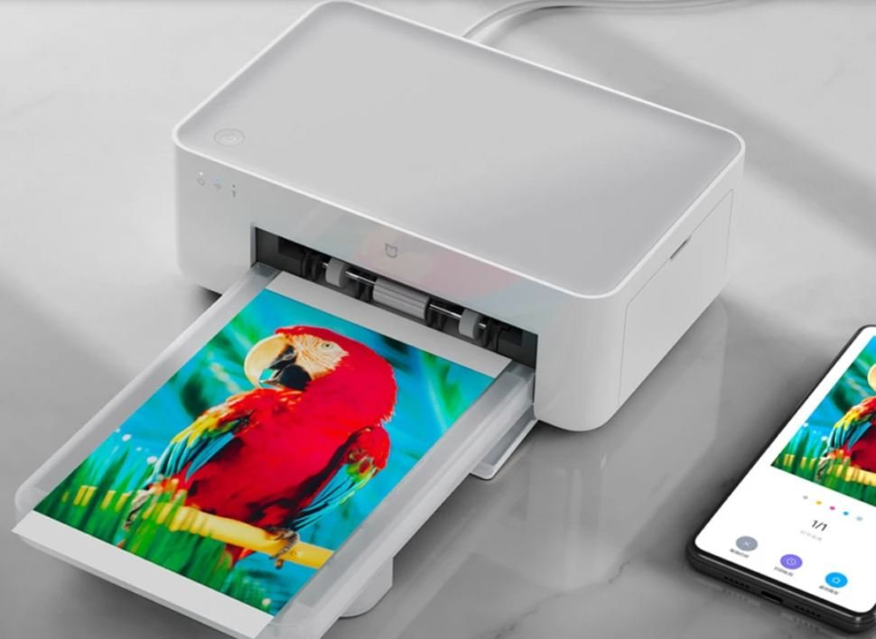 Xiaomi выпустит мини принтер для смартфонов