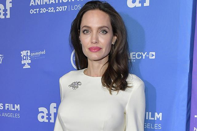 Анджелина Джоли написала эссе о своем опыте общения с сирийскими беженцами