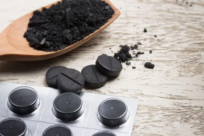 Список проблем, которые способен помочь решить активированный уголь