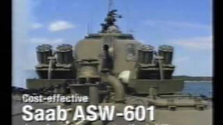 У шведов есть оружие против русских подводных лодок