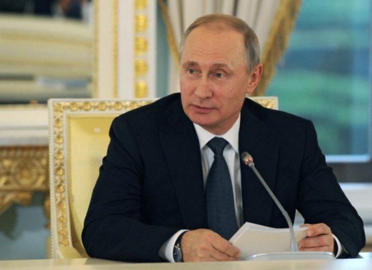 Почему Путин медлит?