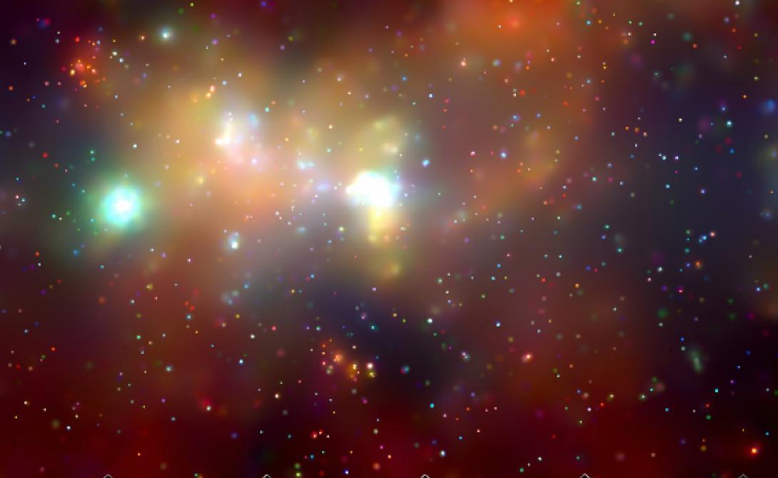 Ученые все еще не могут собрать достаточное количество данных, чтобы понять, откуда именно пришли сигналы. Однако, основываясь на имеющейся информации, астрономы склонны располагать источник излучения за пределами нашей Галактики.