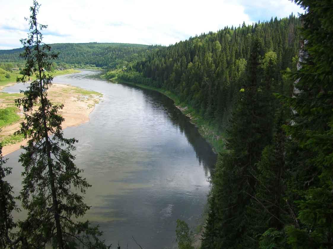 Реферат на тему реки урала 1903