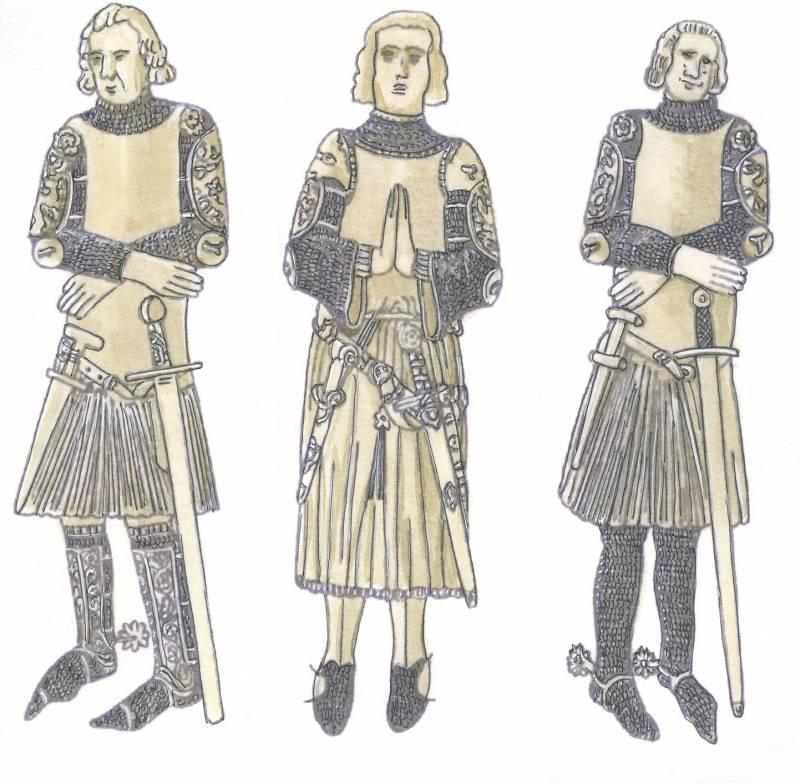Кинжалы «божья милость» история,оружие