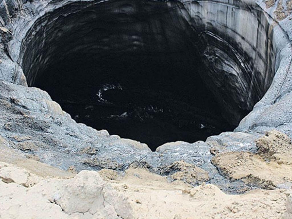 Черные дыры Ямала могут выпустить наружу неизвестные науке вирусы