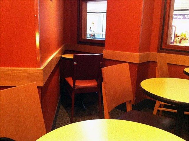 5. Всегда есть свободные столики в ресторане девушки, истерички, одинокие сердца, одиночество, подборка, смешно, фото