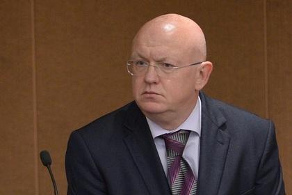 Постпред России в ООН прилюдно отчитал коллегу из США за некультурность