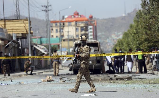 Россию толкают в «Афган-2» сладкими обещаниями о дружбе