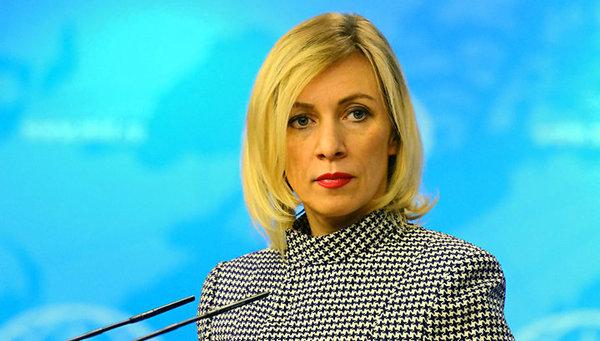 Мария Захарова жестко ответила на нападки Запада после Послания президента: «думать надо было раньше»