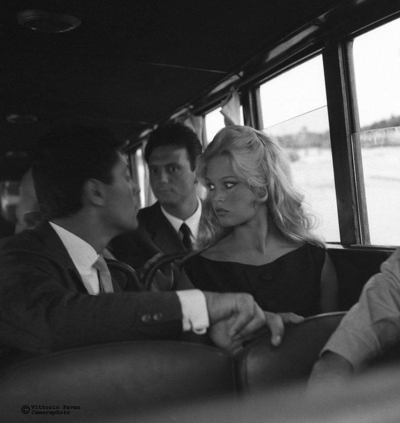 Бриджит Бардо архив, венеция, негативы, фотографии