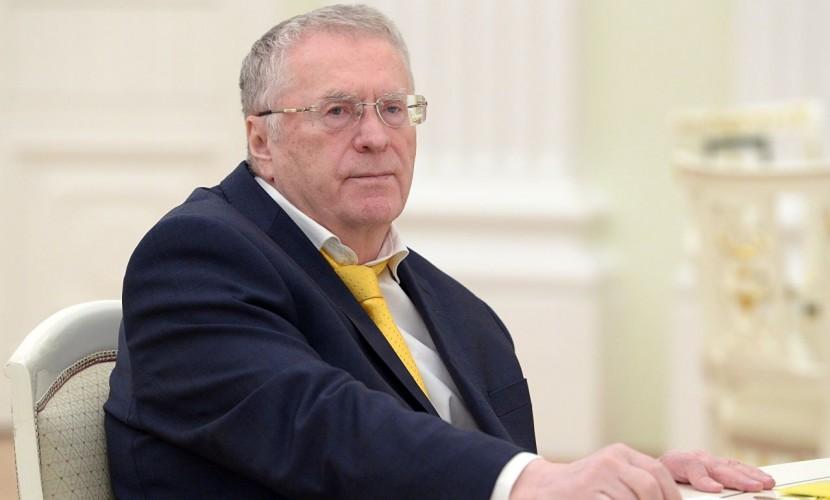 Жириновский заявил, что у него «дурацкая» фамилия