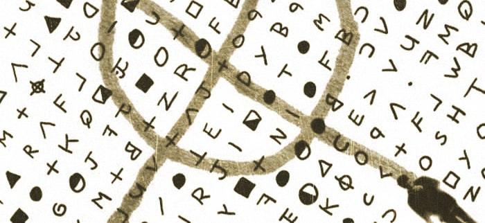 Таинственные криптограммы так и не удалось расшифровать