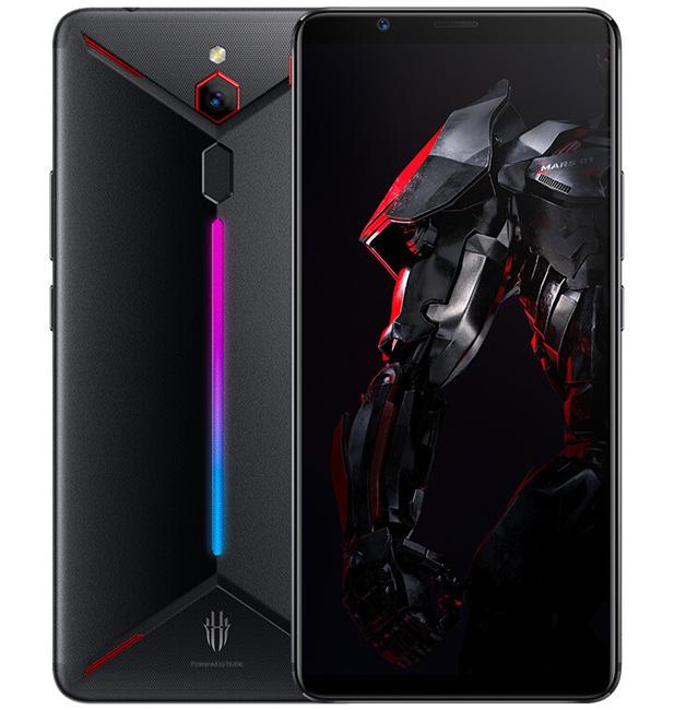 Анонсирован игровой смартфон Nubia Red Magic Mars с 4D-эффектами