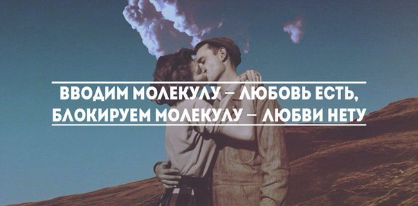 Химия любви