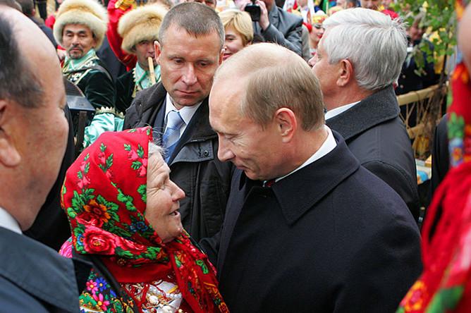 Обещать – и значит жениться! Обещание огромных пенсий сделало победу Путина
