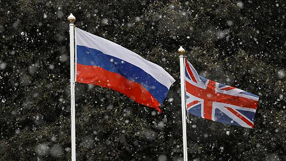 Согласно новой внешней политике Великобритании, Россия – это угроза номер один Политика