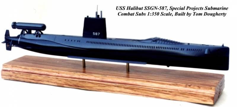 Атомная подводная лодка USS …