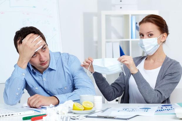 7 секретов людей которые никогда не болеют (фото)
