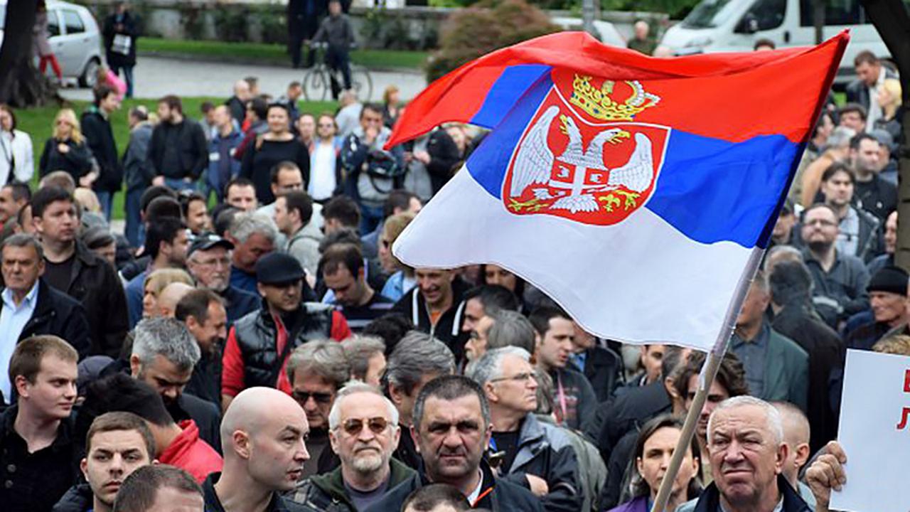Лица сербов фото