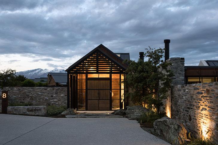 Великолепный загородный дом в Новой Зеландии