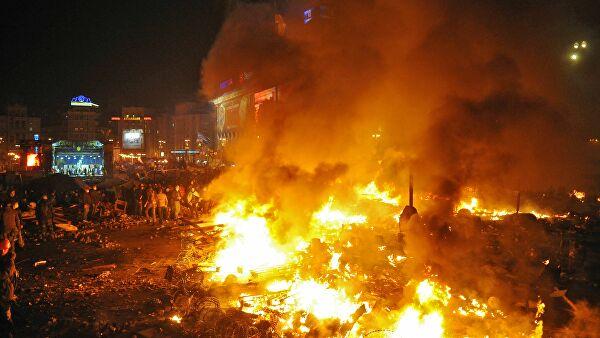 Генерал СБУ назвал незаконными решения властей Украины после Майдана Лента новостей