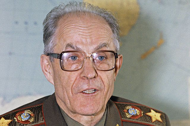 Что случилось с маршалом Ахромеевым после путча ГКЧП