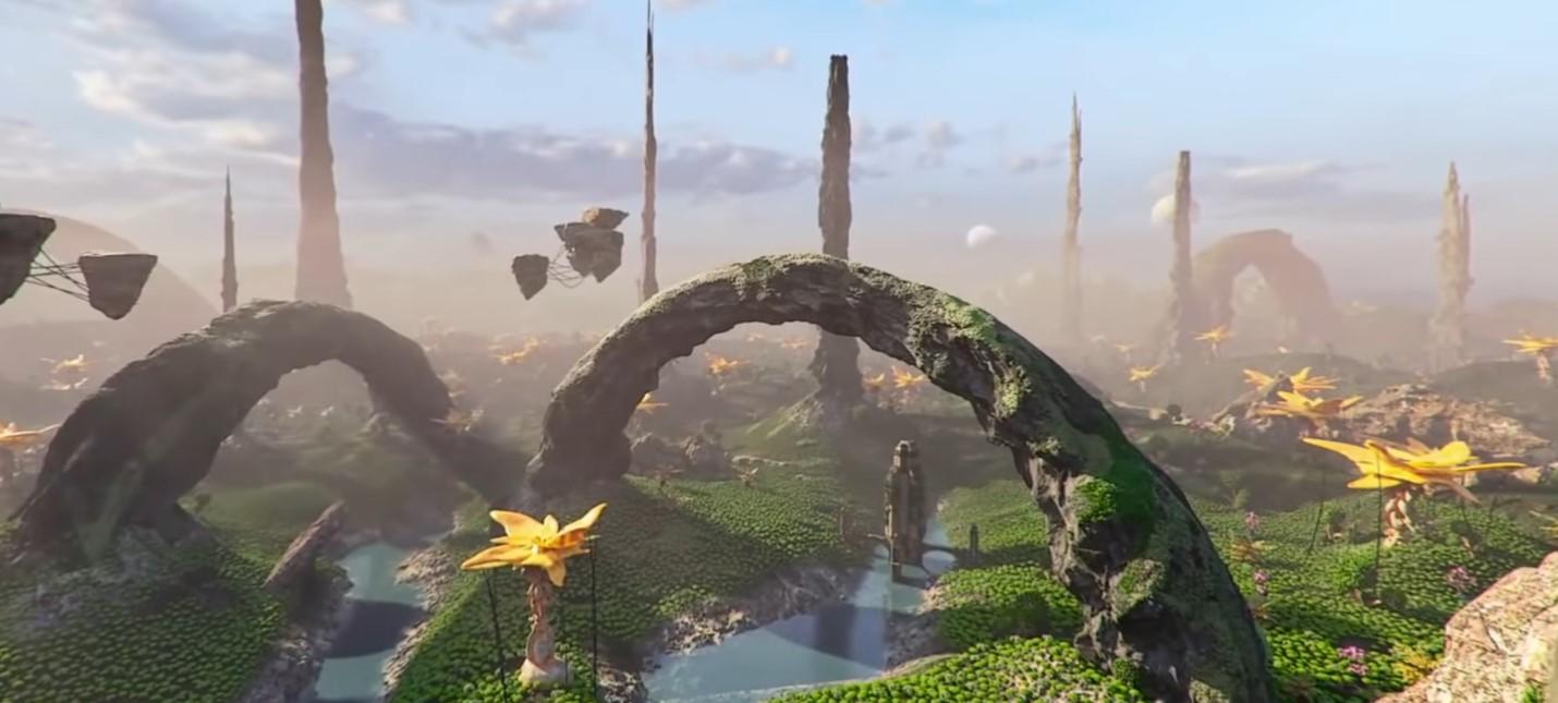 Выживание на неизвестной планете в трейлере сурвайвала Lost Away action,adventures,logic,pc,ps,xbox,Игры,Приключения