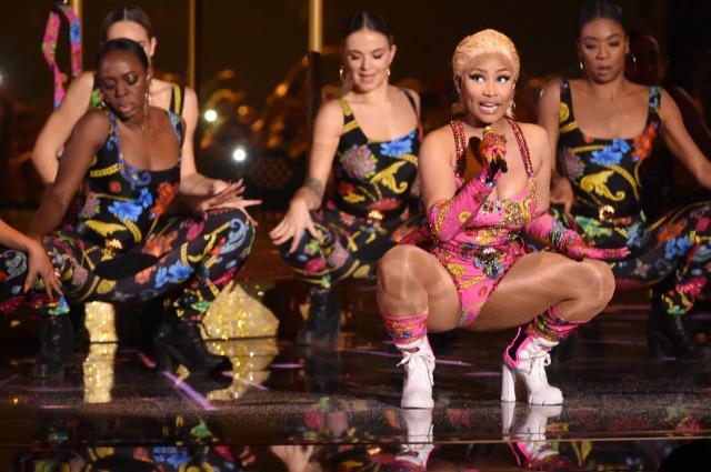 MTV Europe Music Awards-2018: выступление Ники Минаж, триумф Камилы Кабельо