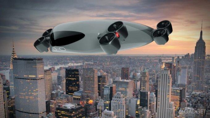 Создан «летающий автобус-дирижабль» со скоростью 530 км/ч будущее,видео,гаджеты,наука,техника,технологии,электроника