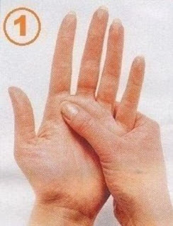 Точки на руках - выздоровление