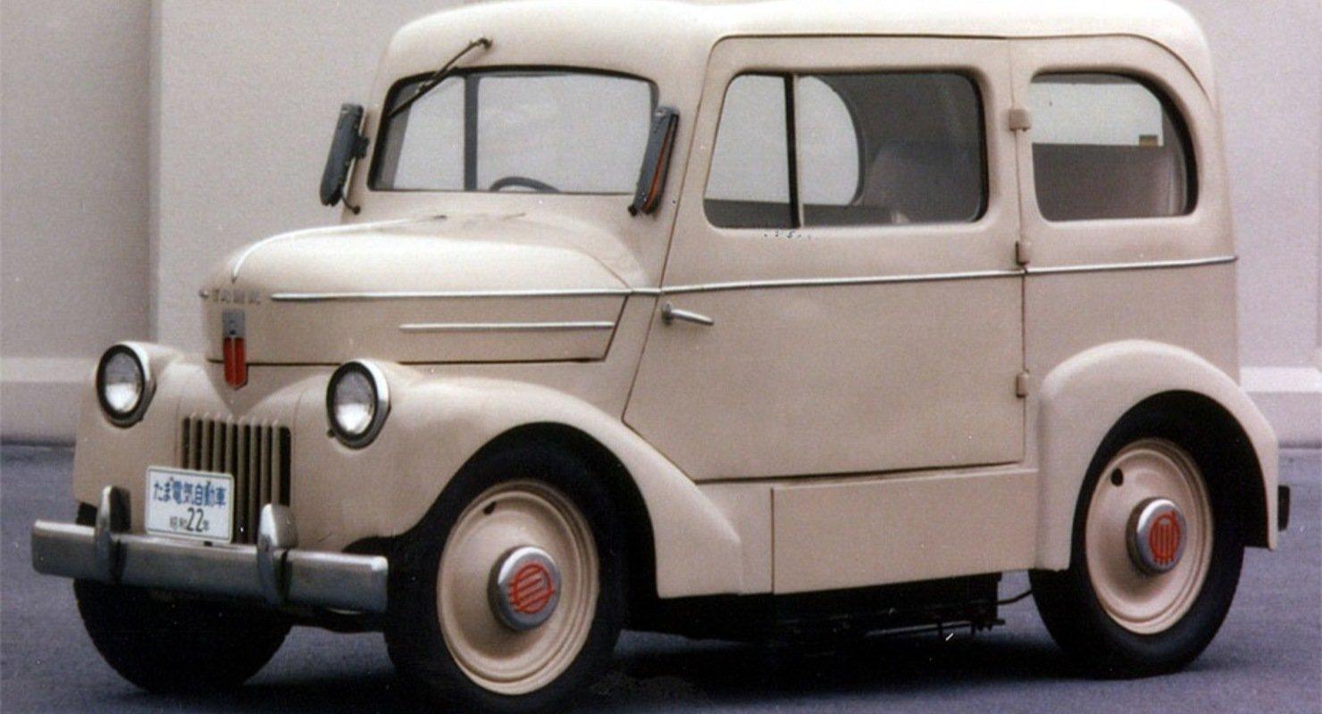 Позабытые электрокары прошлого века вспомнили в Сети Автомобили