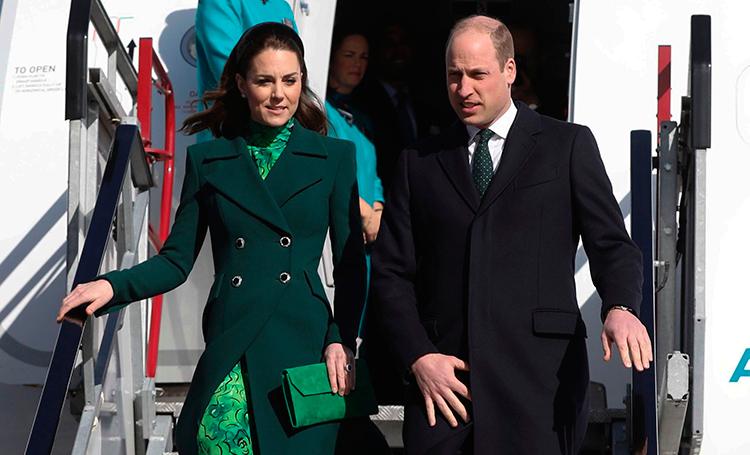 Новый тур Кейт Миддлтон и принца Уильяма: дата, место и другие подробности Монархи,Британские монархи