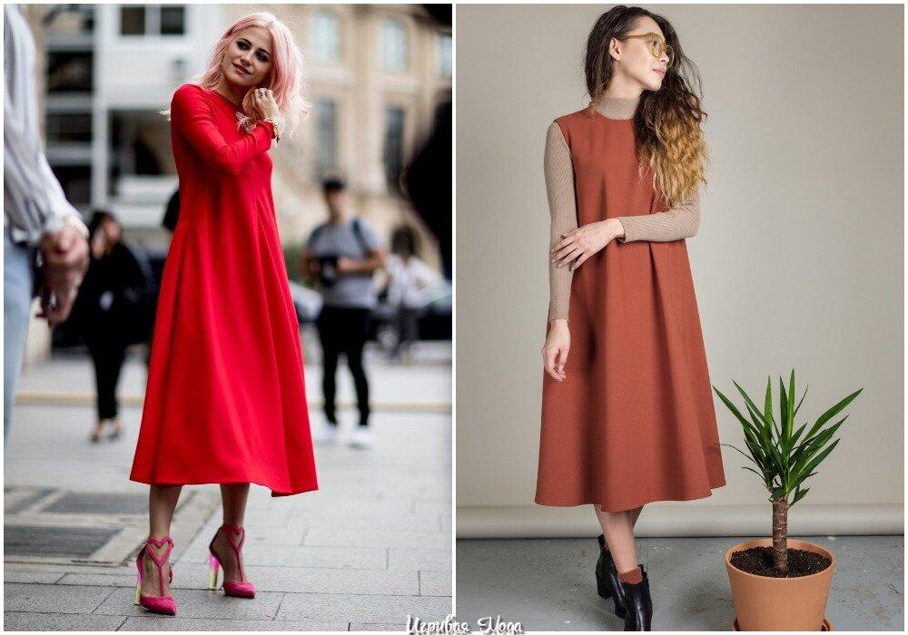 Платья, которые смотрятся дорого и эффектно (они не зависят от моды)