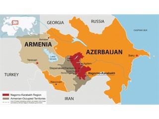 Вокруг конфликта в Нагорном Карабахе. Информация к размышлению геополитика