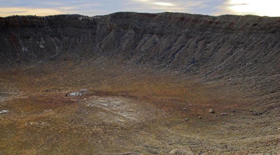 Метеориты, которые оставили свои следы в России