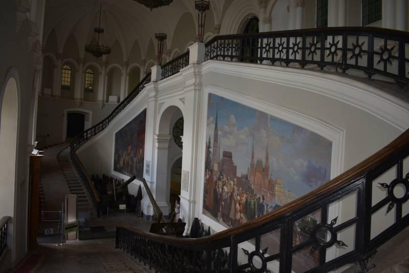 Лучший военно-исторический музей России и его история
