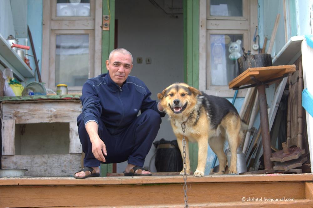 Жизнь узбека на Чукотке