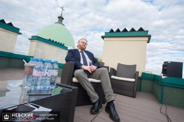 Милонов готов войти в состав делегаций РФ в ПАСЕ и ПА ОБСЕ
