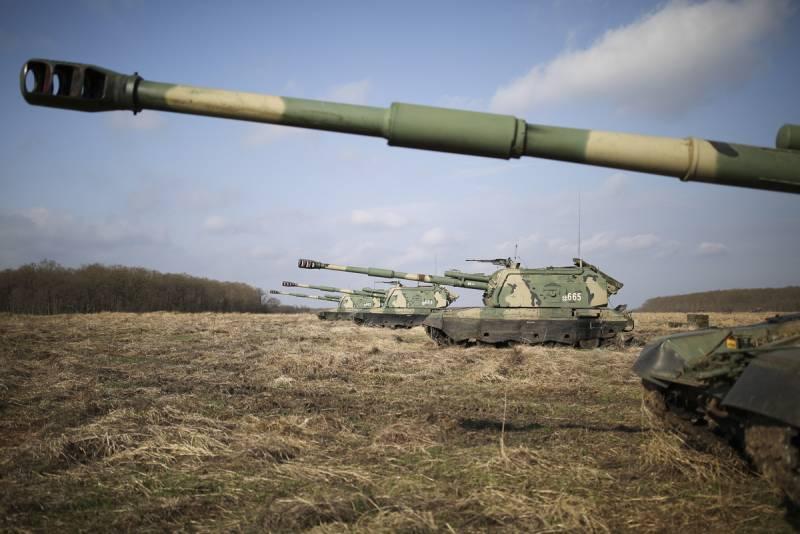 IISS: Россия на пике военного могущества армия
