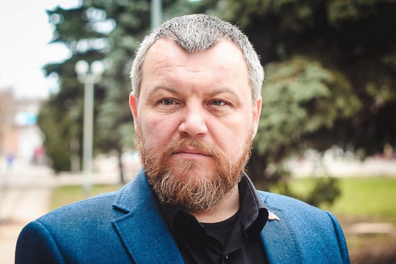 Андрей Пургин: Русская весна на Донбассе